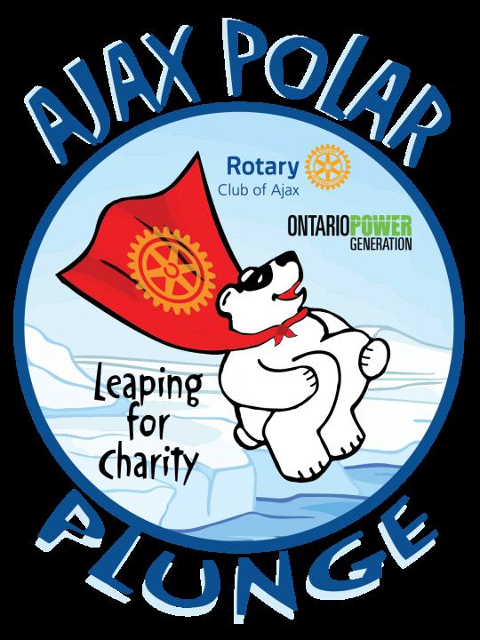 2020 Ajax Rotary Polar Plunge - Super Hero Theme